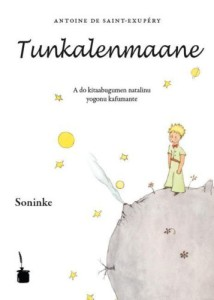 Le Petit Prince en Soninké