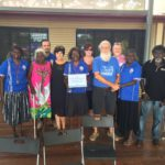Linguapax 2016 Award Ceremony in Yirrkala
