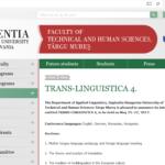 Trans-Linguistica 4