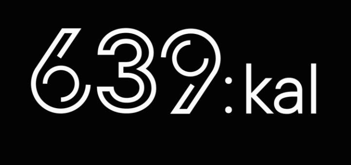 639kal