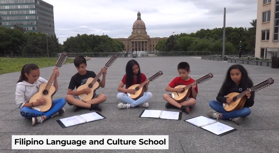 The first IHLA's virtual celebration of Mother Language Day