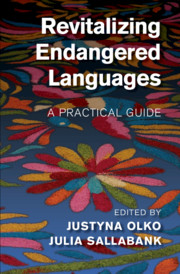 New book: Revitalizing Endangered Languages. A Practical Guide